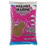 Bait Tech 2kg Heilbutt Marine Methode Mix für Karpfen-/Süßwasserangeln