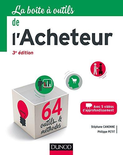 La boîte à outils de l'Acheteur - 3e éd. par Stéphane Canonne