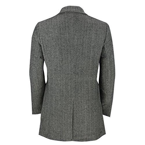 Generic - Manteau - Homme gris clair