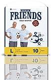 Friends Adult Diaper (Premium) - Large (...