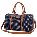 BAOSHA HB-25 Frauen Damen Canvas Travel Duffel Bag Segeltuch Reisetaschen