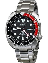Seiko Herren-Armbanduhr Analog Automatik Edelstahl SRP789K1
