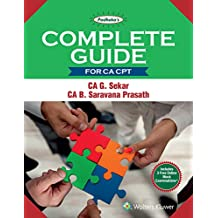 Padhuka's Complete Guide: For CA CPT