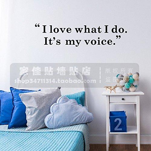 Foto de All-In-One Dormitorio Salón pegatinas de pared fresca Popular, moderno y elegante casa Cartas pegatinas dormitorio en el todo-en-Uno Dormitorio Salón pegatinas de pared Popular fresco y elegante casa moderna Art 39, Brown, el Rey