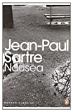 Front cover for the book Nausea by Jean-Paul Sartre