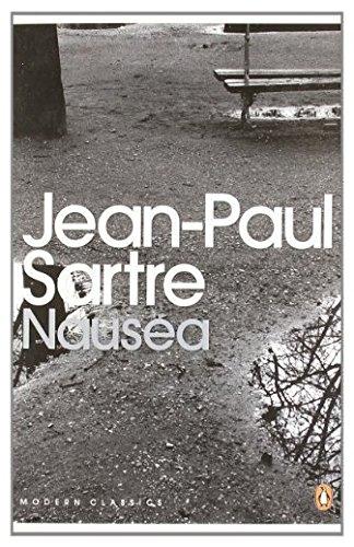 Nausea (Penguin Modern Classics) por Jean-Paul Sartre