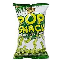Chick Boy Pop Crunch Green Peas Flavor - 100 gm