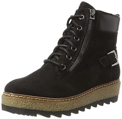 tamaris women 39 s 25289 combat boots shoes bags. Black Bedroom Furniture Sets. Home Design Ideas