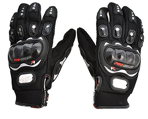 autostark pro biker bike riding full gloves (size,colour) variation (xl, black) AutoStark Pro Biker Bike Riding Full Gloves (Size,Colour) Variation (XL, Black) 51hAPYsj8EL