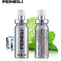 SALLYDREAM 15ML Penile Erection Spray PEINEILI Delay Spray para Hombres ampliación del pene CR