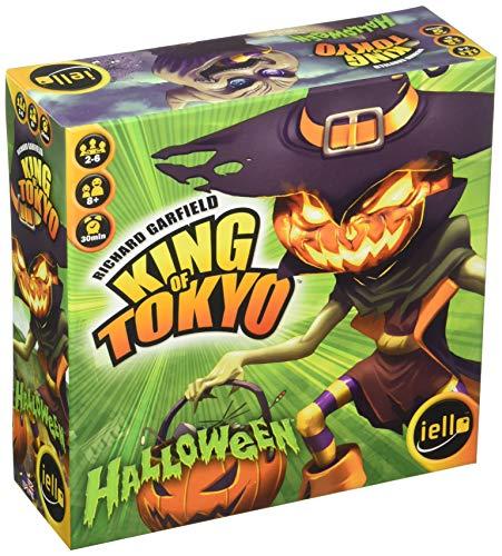 iello 51418 - King of Tokyo: Halloween