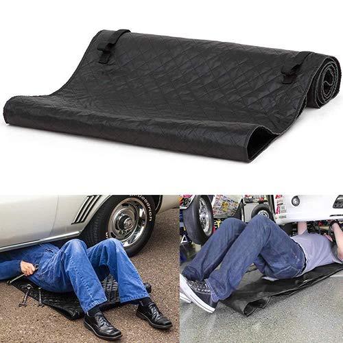 Automotive riparazione creeper pad auto riparazione mat coperta auto riparazione tappeto tappeto auto riparazione strumenti sul pavimento groud