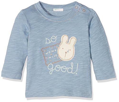 united-colors-of-benetton-unisex-baby-t-shirt-3atjmm1ol-blau-blue-68-herstellergre-62