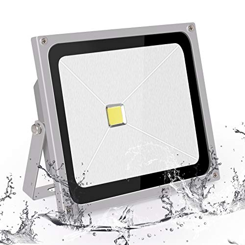Roleadro 50w Proyector Led Foco Exterior Led IP65 6500K LED Light Reflector...