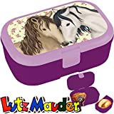 TapirElla Lunchbox Pferdeköpfe