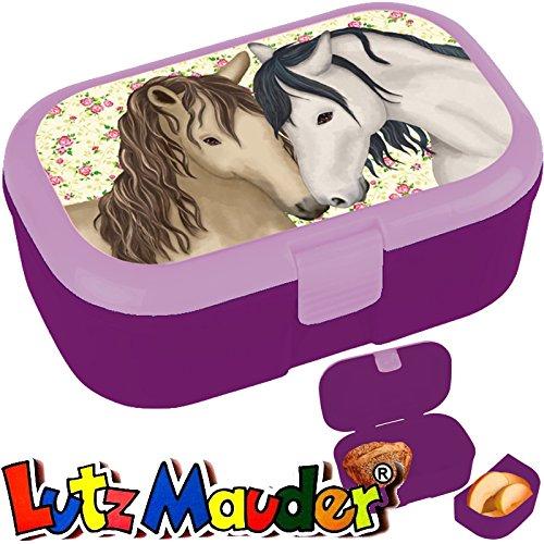 Lutz Mauder 10647 TapirElla Lunchbox Pferdeköpfe