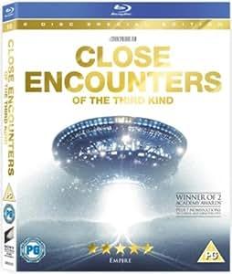 Close Encounters Of The Third Kind Blu-ray 2017 [Region Free]