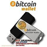 Digitale Währung, persönlichen digitale Brieftasche, Cryptowallet, virtuelle