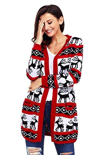 Maglione natalizio da donna