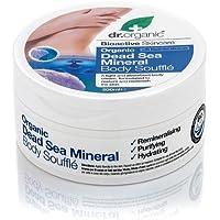 Dr. Organic Dead Sea Minerals Body Souffle - Burro Corpo 200 ml