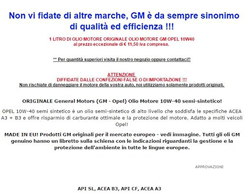 OLIO-MOTORE-GM-OPEL-10W40-1-LITRO-LT-1