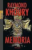 Memoria - Raymond Khoury