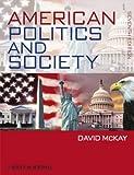 American Politics and Society (CourseSmart)