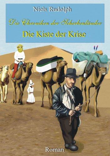 Buchseite und Rezensionen zu 'Die Kiste der Krise (Die Chroniken der Scherbenländer 2)' von Niels Rudolph