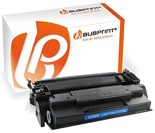 Preisvergleich Produktbild Toner-Kartusche 9000 Seiten kompatibel für HP CF226X black Laserjet Pro M402d