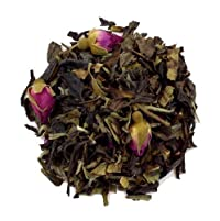 Rose Bud White Tea - 8oz