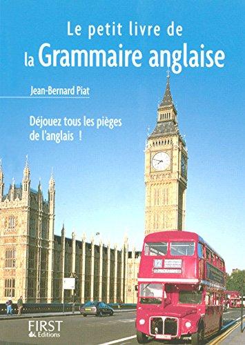 Le Petit Livre de - La grammaire anglaise