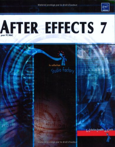 After Effects 7 pour PC/MAC