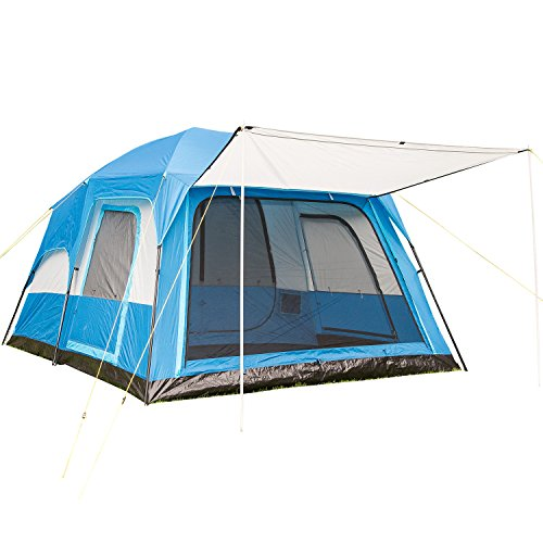 sc 1 st  Amazon UK & 4 Man Tent with Living Area: Amazon.co.uk