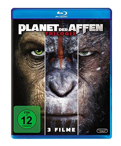 Planet der Affen Trilogie [Blu-ray]