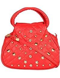 EDGEKART Premium PU Leather Women's Sling Bag (Grey)