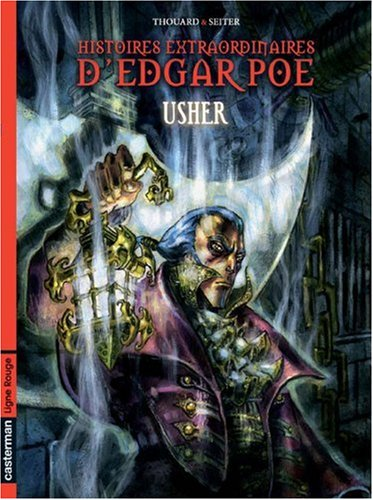 Histoires extraordinaires d'Edgar Poe, Tome 2 : Usher