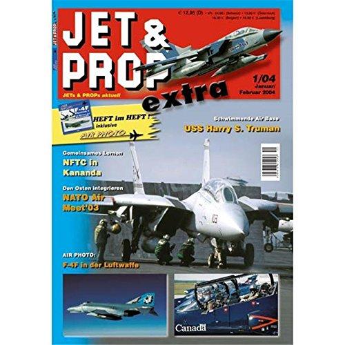 Jet & Prop extra 1/04 Modellbau Bilder Richthofen Mölders Luftfahrt Waffe