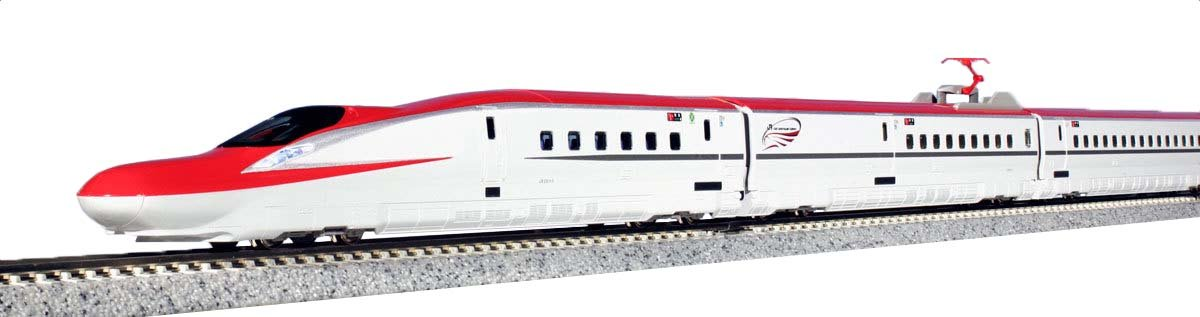 Series E6 Akita Shinkansen [Super Komachi] (Basic 3-Car Set) (Model Train) (japan import)