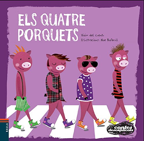 Els Quatre Porquets (Contes desexplicats) por Vivim del Cuentu