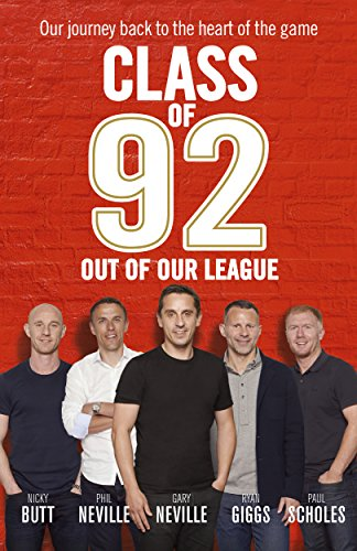 TheWorks Class of 92: Out of Our League
