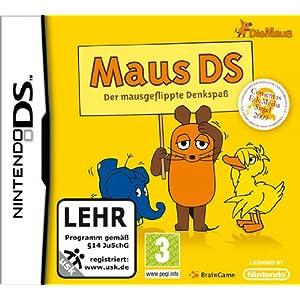 Maus DS – Der mausgeflippte Denkspaß