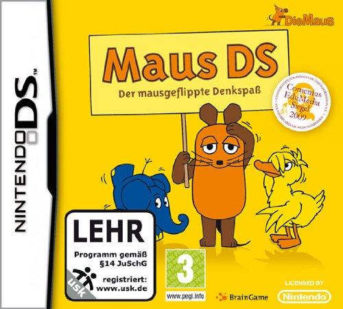 Braingame Maus DS - Der mausgeflippte Denkspaß