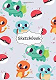 Sketchbook - Pokemon: 100+ Pages of 7