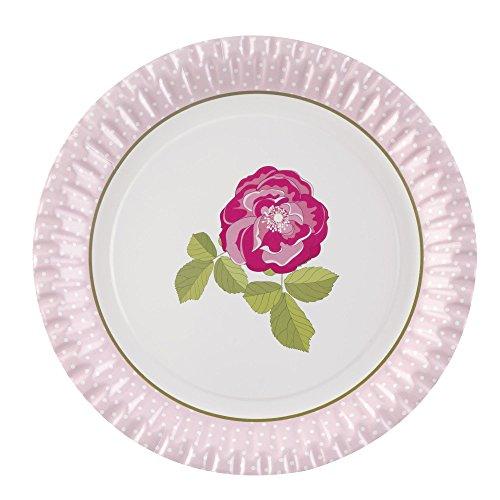 Neviti Vintage Rose Partyteller