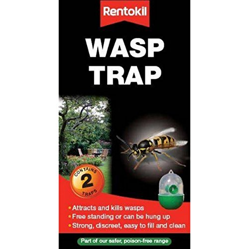 Rentokil FW32 Wasp Trap (Twin Pack)