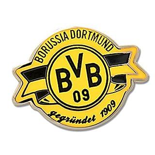 Borussia Dortmund Pin / Button / Anstecker BVB 09 Gegründet 1909