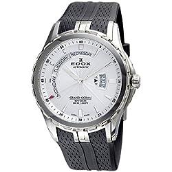 Edox Grand Ocean reloj hombre automática 83006 3 AIN