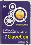Curso de Contabilidad Informatizada. ClaveCon