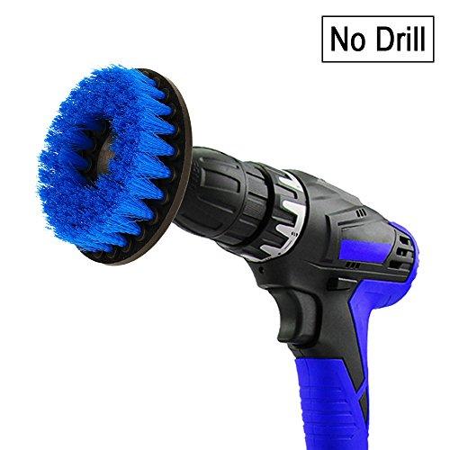 5inch cleaning brush-spin Scrubber Elektrische Reinigungsbürste, Power Schrubben Bürste...