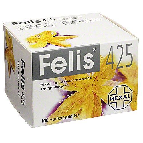 Felis 425 mg Kapseln, 100 St.